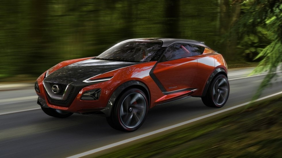 Así será la segunda generación del Nissan Juke