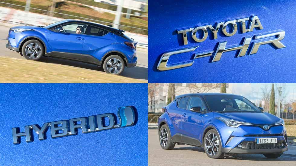 Revista Autopista 2993: superprueba del nuevo SUV de moda, el Toyota C-HR
