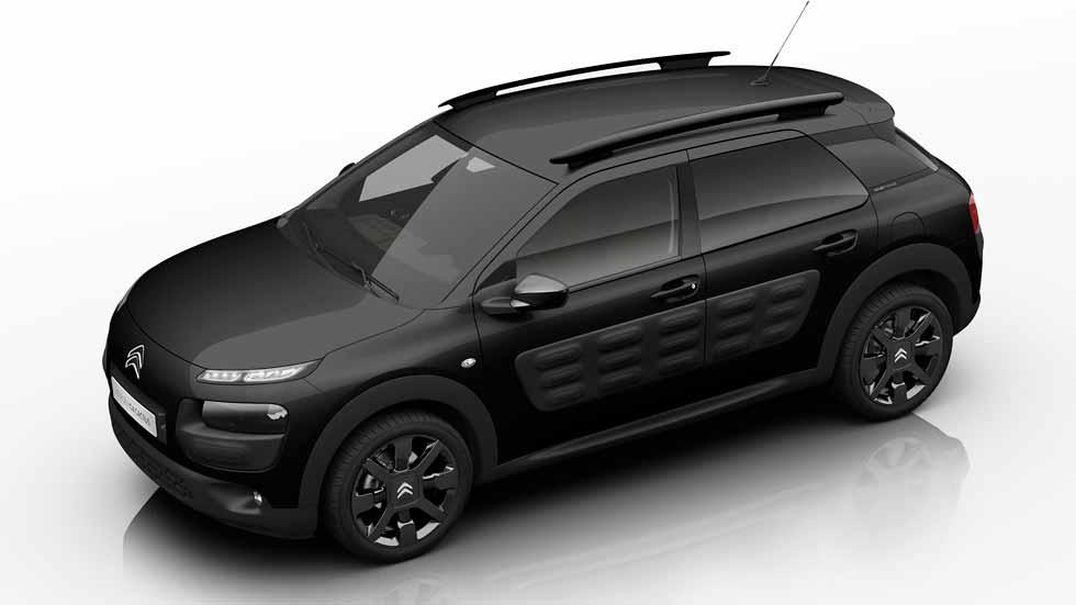 Citroën C4 Cactus 2017: aún más personal y distintivo