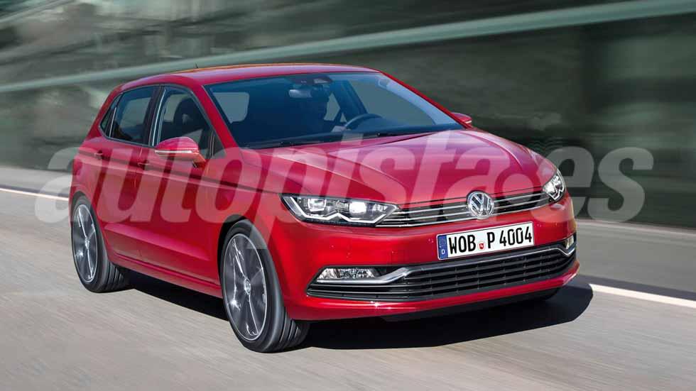 El VW Polo, el coche más fabricado en España… ¡y nueva generación inminente!