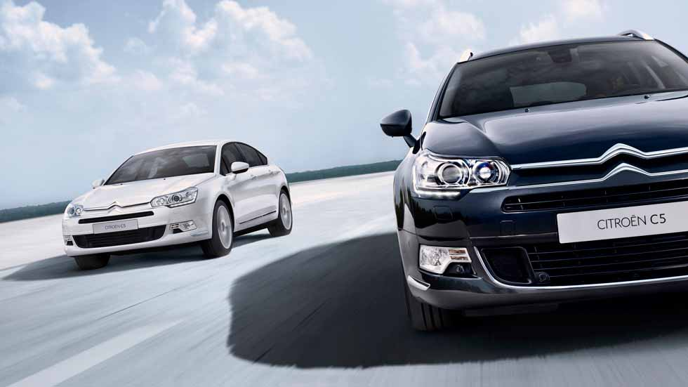 Citroën C5 2017: conoce los precios para España