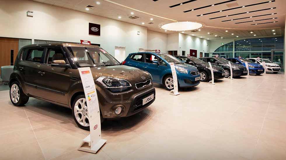 Las ventas de coches crecen casi un 11 por ciento en enero