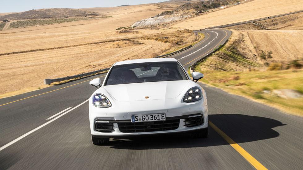 A prueba el Porsche Panamera Hybrid: prestaciones y bajo consumo