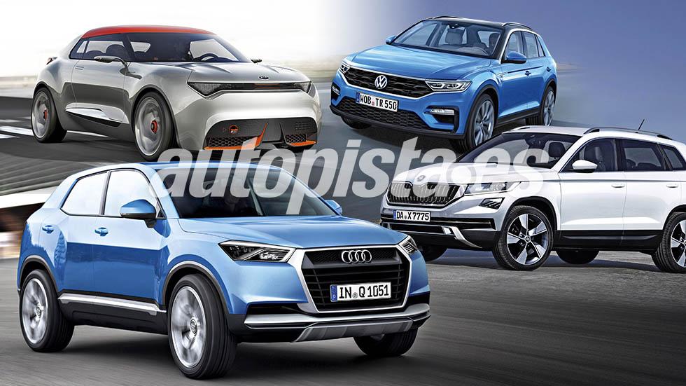 Revista Autopista 2994: los nuevos SUV pequeños que vienen