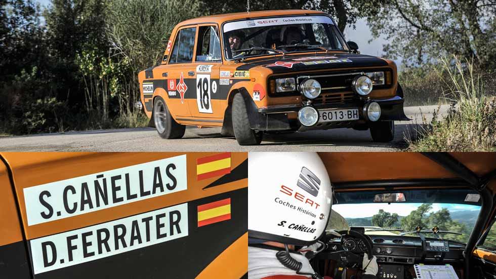 Disfruta de una jornada de pruebas con el piloto Salvador Cañellas