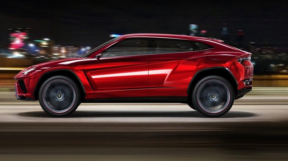 Lamborghini Urus: el nuevo SUV empezará a producirse en abril