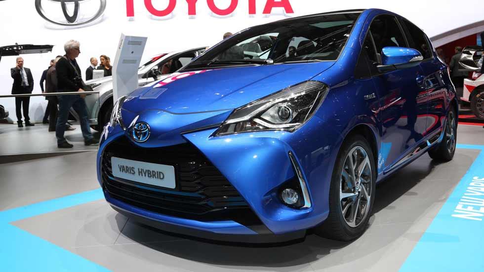 Toyota Yaris 2017: toda la información y fotos