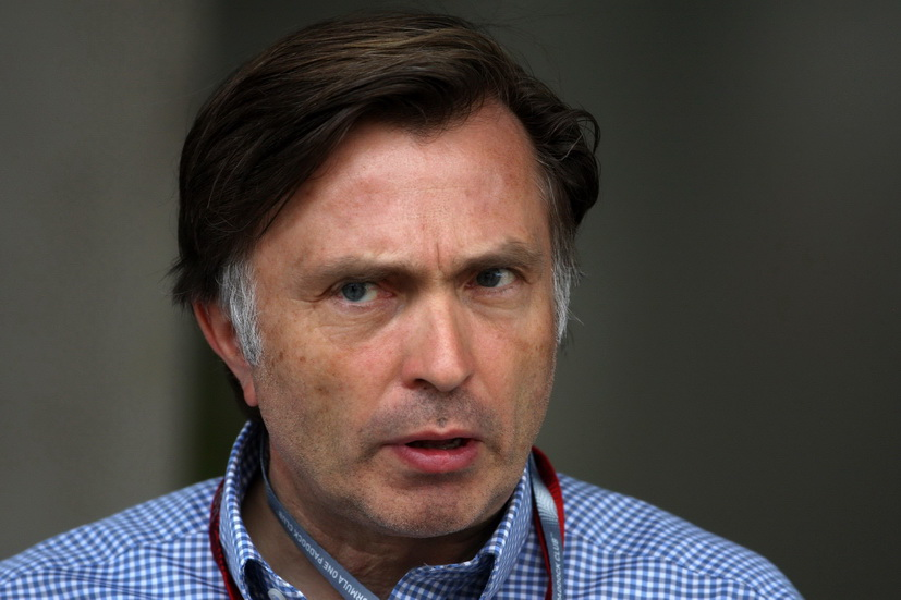 McLaren despide a Jost Capito