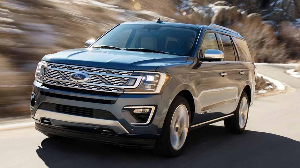 Ford lanzará más modelos SUV: el primero, el nuevo Expedition