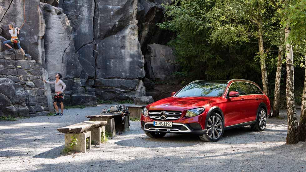 Mercedes Clase E All-Terrain, precios del Clase E más campero