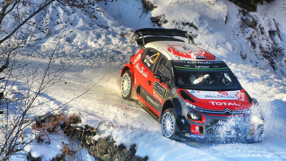 Rally de Suecia 2017: previo y horarios