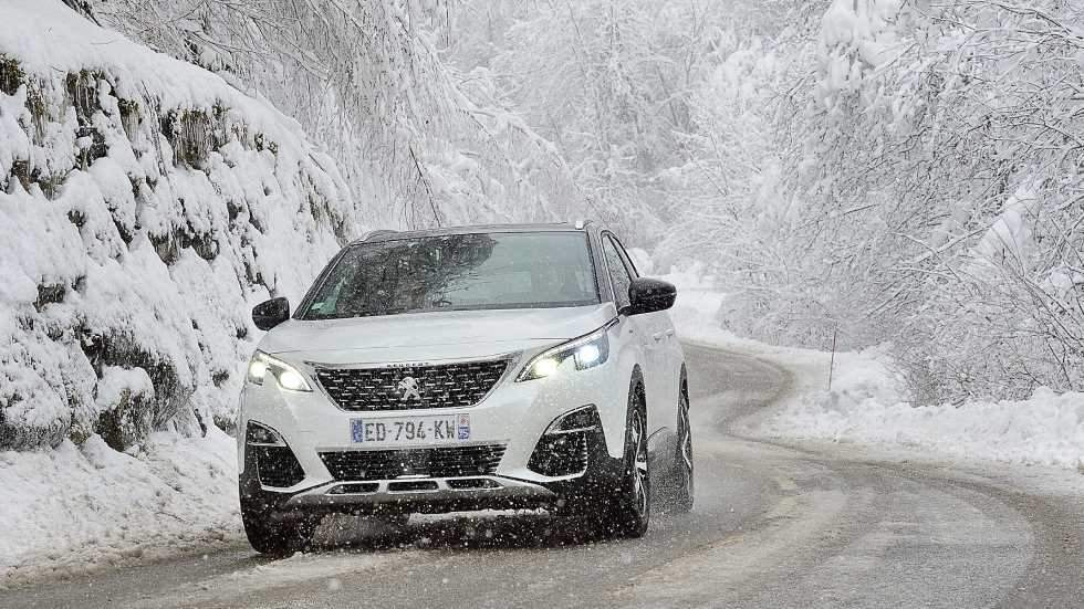 Peugeot 3008: probamos su sistema Advanced Grip Control