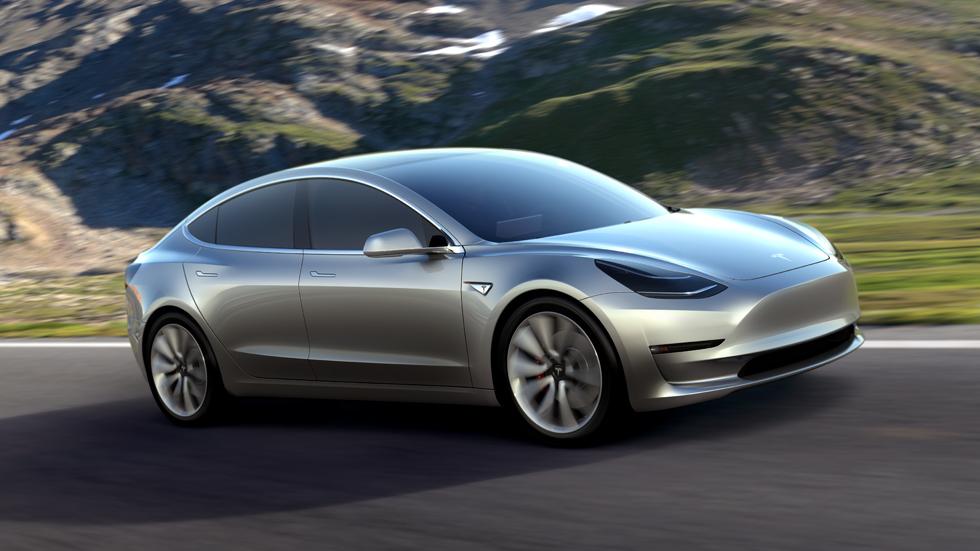 El Tesla Model 3 iniciará los test de producción este mes