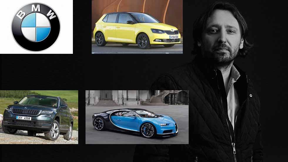 BMW sustituye a su jefe de diseño por el de Skoda