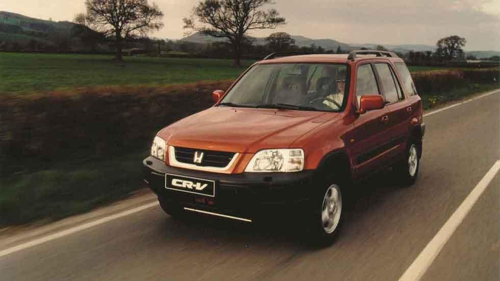 Honda CR-V: 20 años del SUV triunfando en Europa