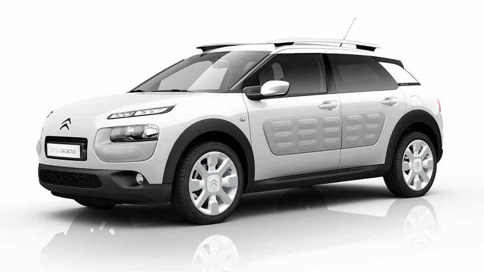Nuevo Citroën C4 Cactus OneTone, precios para España