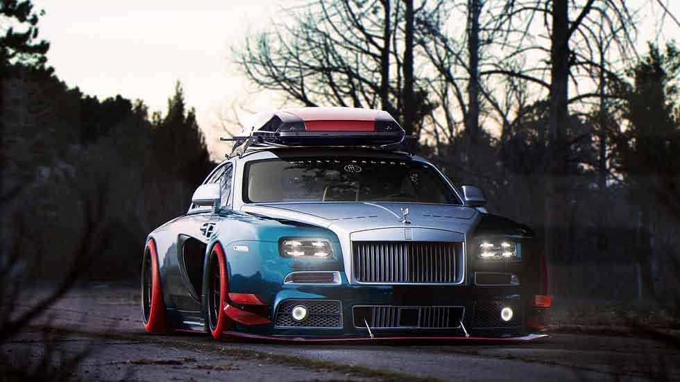El Rolls-Royce más salvaje del momento