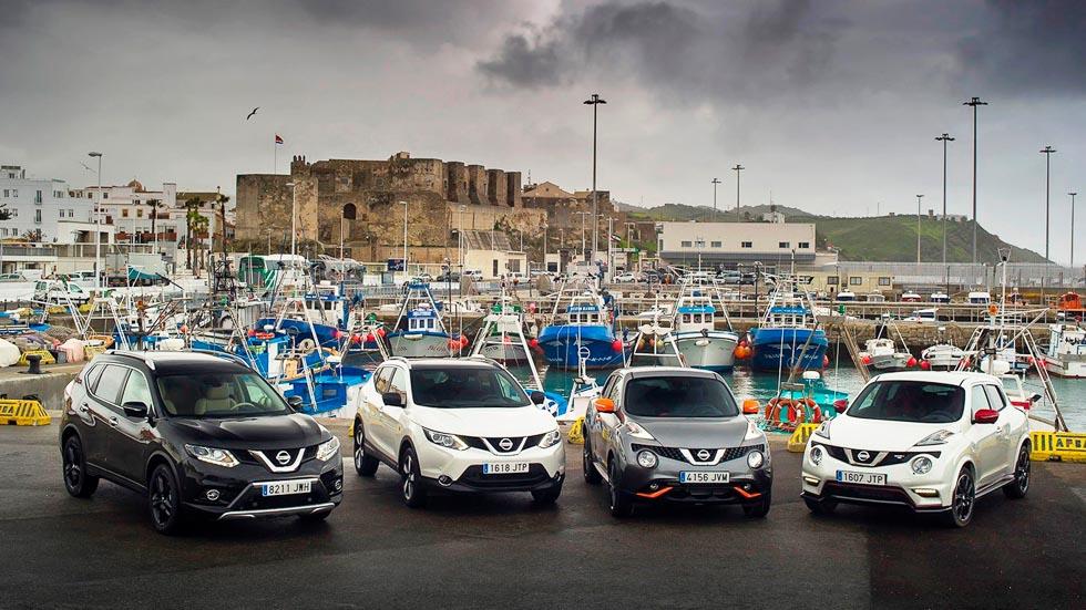 Qashqai, Juke y X-Trail: versiones especiales para los SUV de Nissan