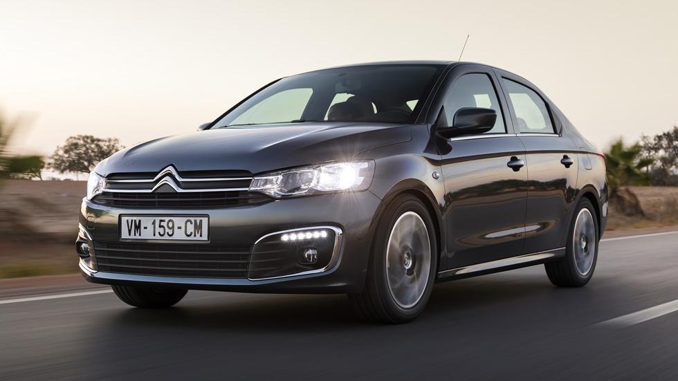 Citroën C-Elysée 2017: prueba y precios