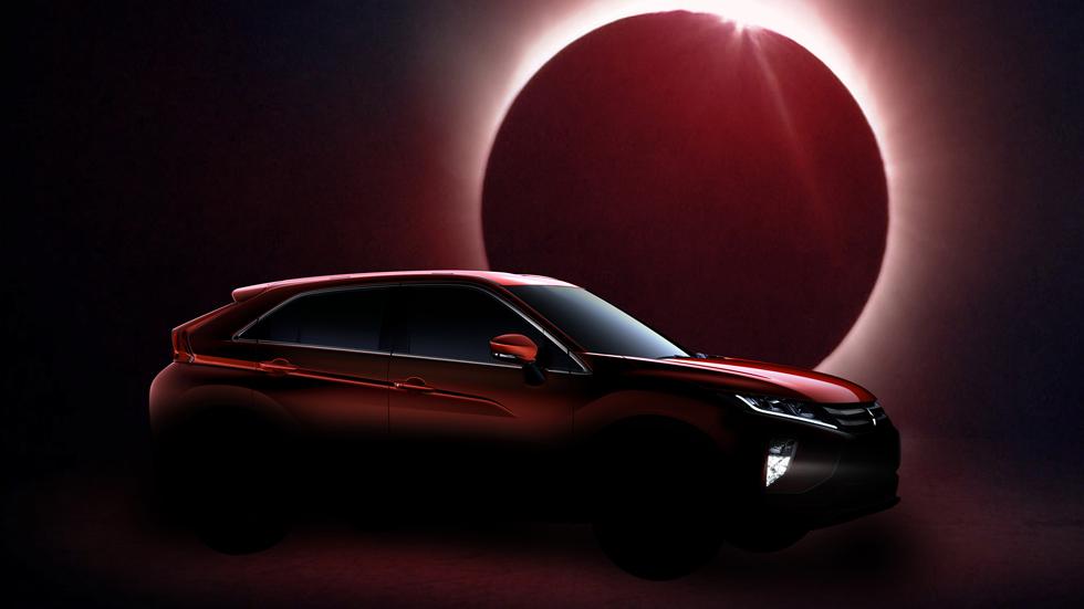 Mitsubishi Eclipse Cross: más datos del nuevo SUV que se presenta en Ginebra