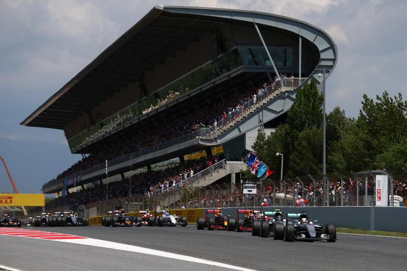 Fórmula 1 2017: las presentaciones de monoplazas y pilotos, a punto