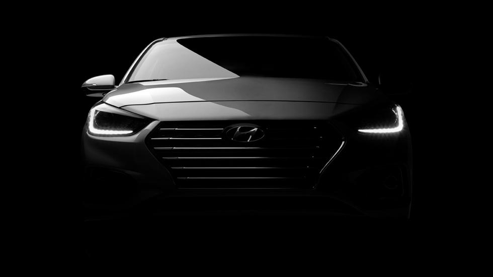 Hyundai Accent 2018: nueva versión en formato sedán