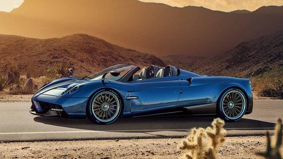 Pagani Huayra Roadster: cielo e infierno... deportivos