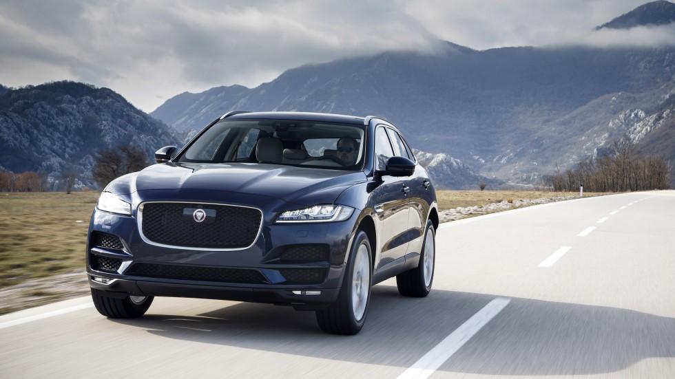 Jaguar F-Pace, XF y XE: toda la gama, mejorada