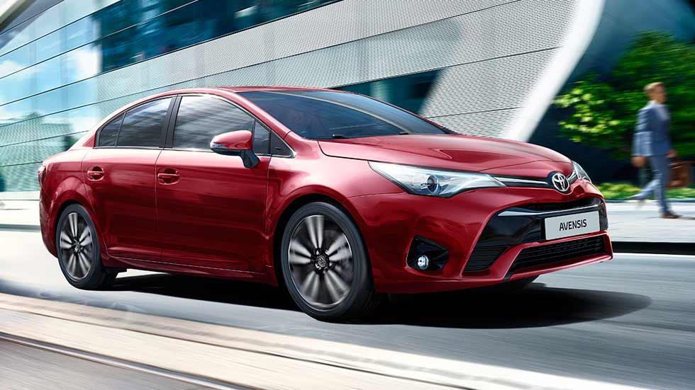 Toyota Avensis 2017: precios para España