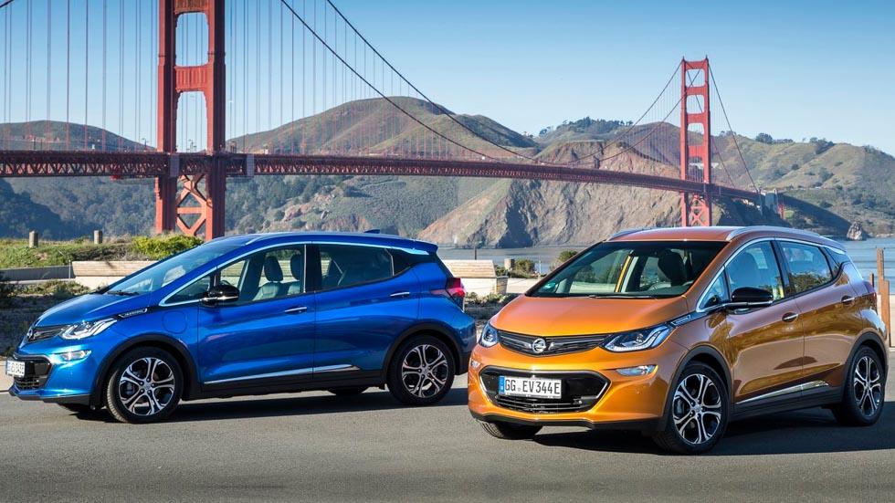 Opel Ampera-e: así será finalmente este nuevo eléctrico