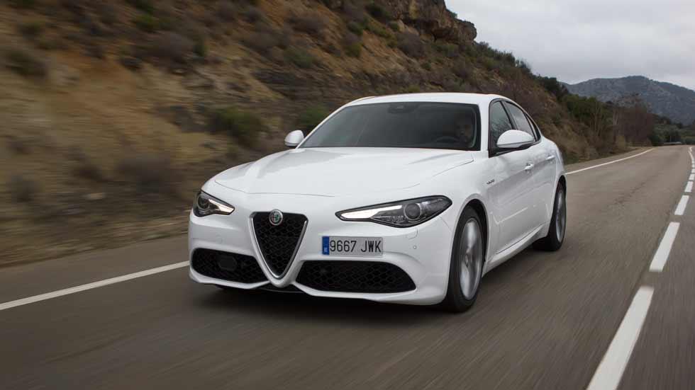 A prueba el Alfa Romeo Giulia Veloce: pasional y divertido