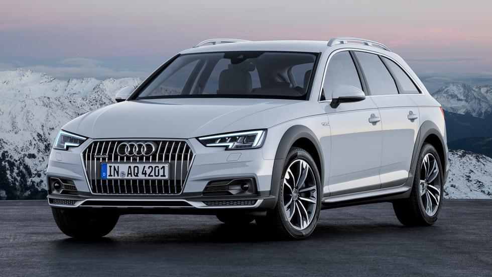 Audi A4 Allroad 2.0 TDI 150 quattro ultra: el A4 Allroad más asequible