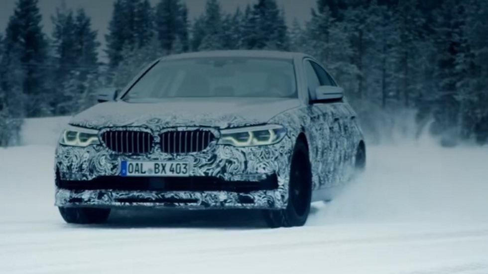 Alpina B5 Biturbo: un BMW Serie 5 cargado de lujo y prestaciones
