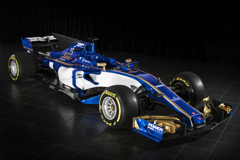 Fórmula 1: C36-Ferrari, el nuevo monoplaza de Sauber