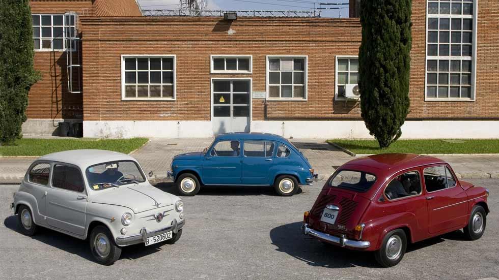 Especial Seat 600 60 Aniversario, para coleccionistas amantes de los coches