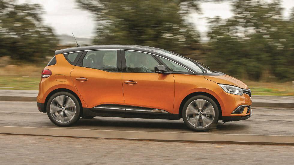 Renault Scénic dCi 130: prueba y todas nuestras mediciones
