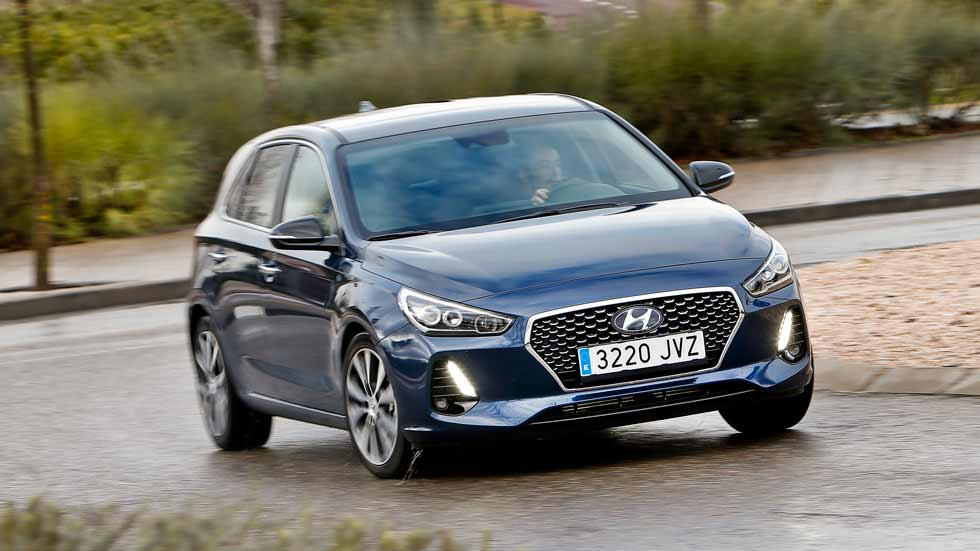 Revista Autopista 2996: Hyundai i30 2017, ¿el nuevo anti-Golf?