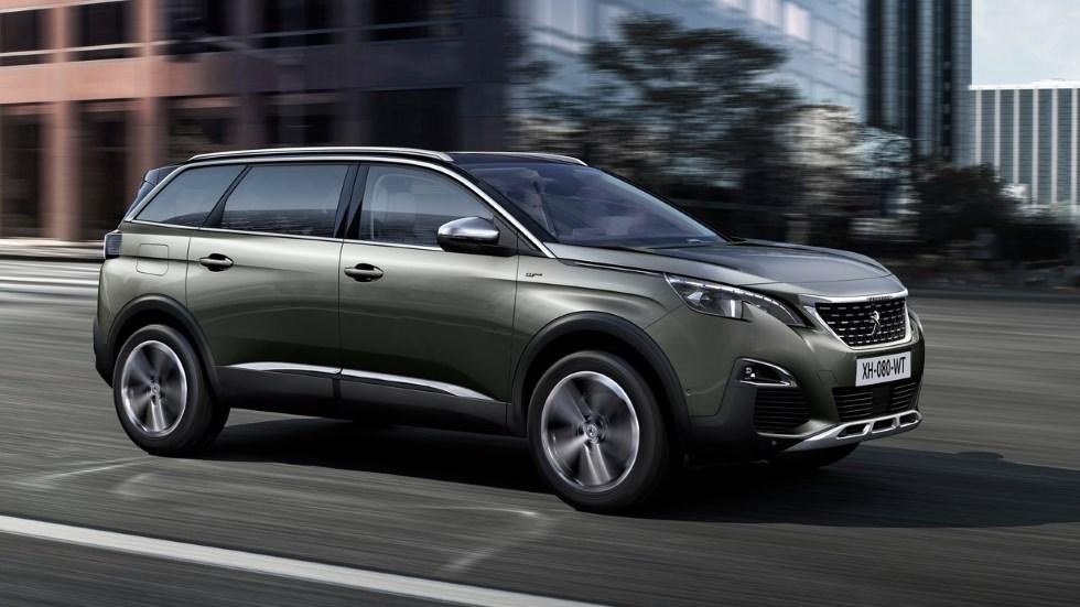 Peugeot 5008: precios para España del súper 3008