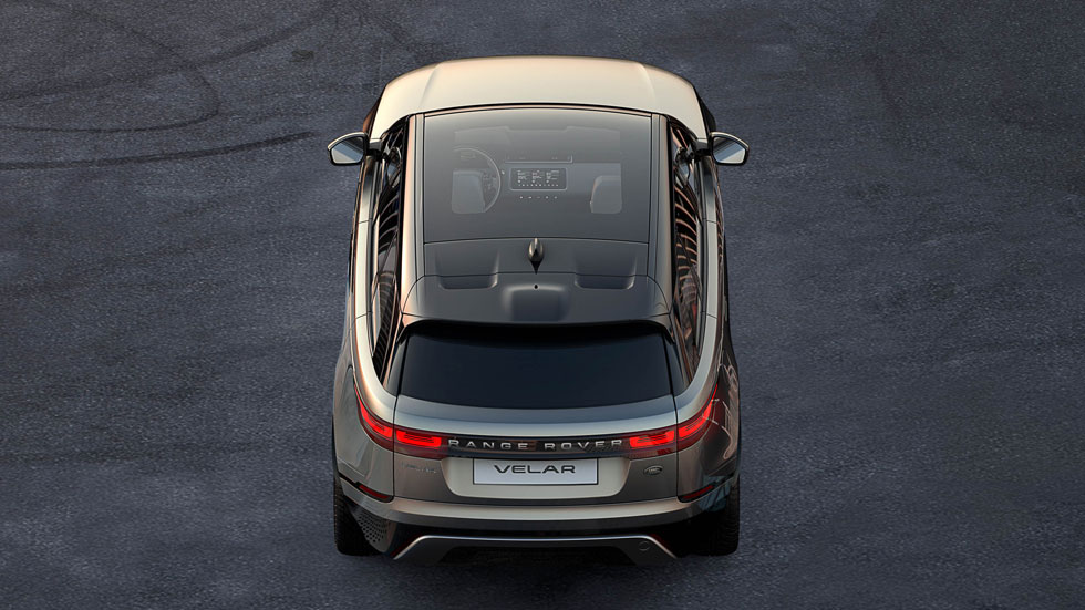 Range Rover Velar en el Salón de Ginebra: el nuevo SUV anti Porsche Macan