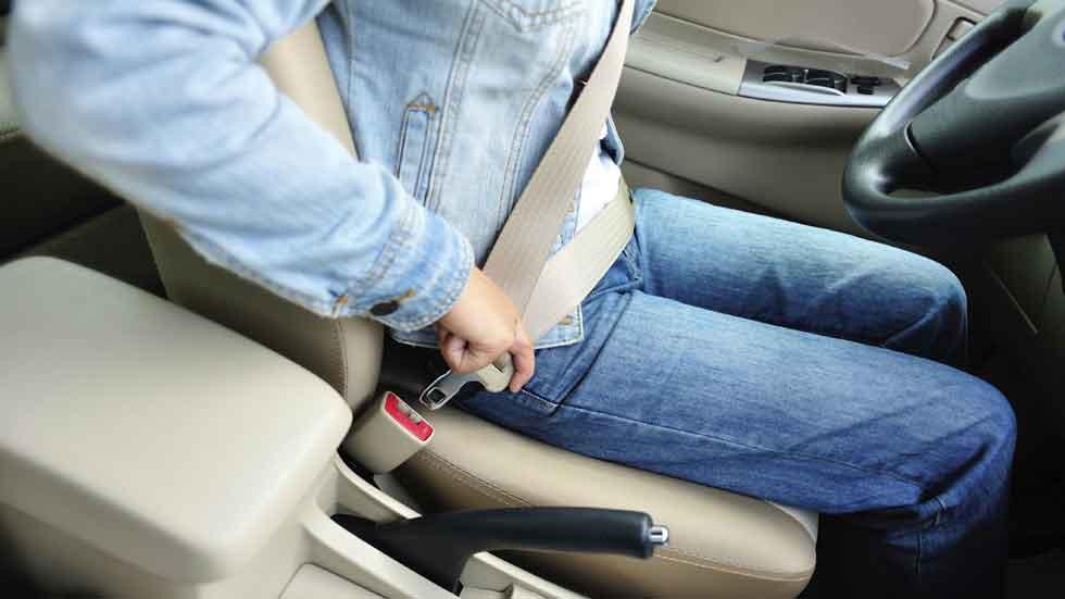 El número de cámaras de control del cinturón y del móvil no para de crecer