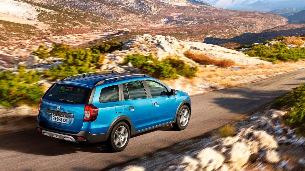 Dacia Logan MCV Stepway: nuevo familiar con toques de SUV