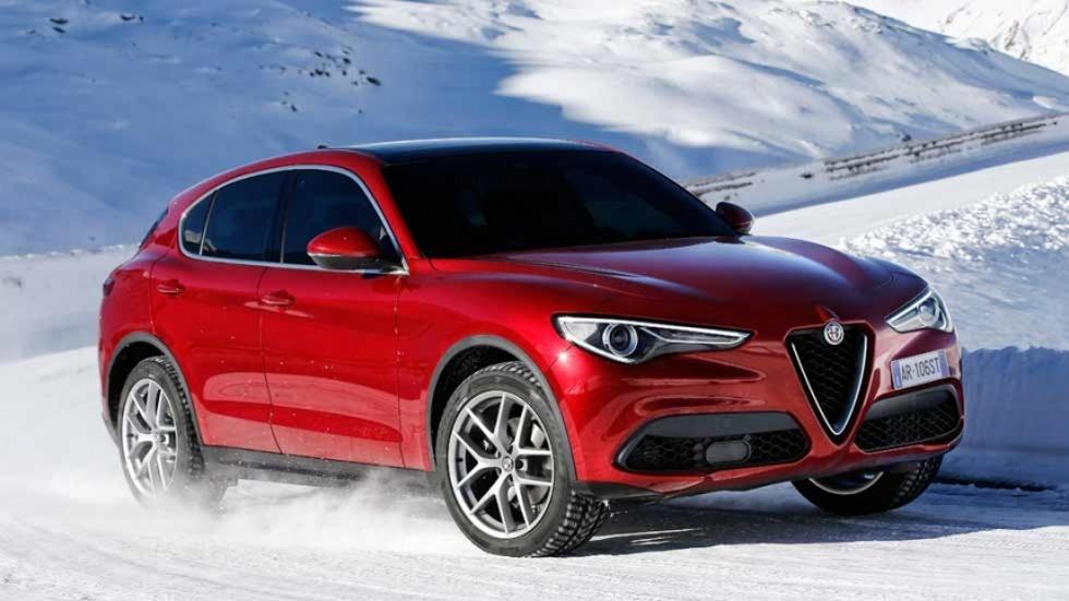 Alfa Romeo Stelvio 2.0 Turbo: probamos el nuevo SUV de Alfa
