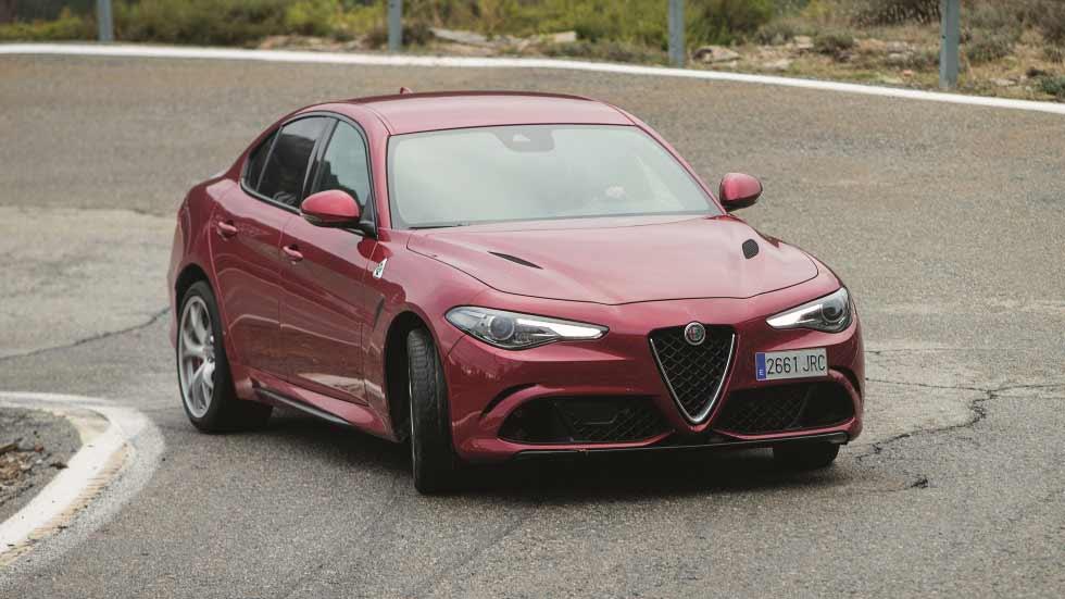Alfa Romeo Giulia Quadrifoglio: prueba y todas nuestras mediciones