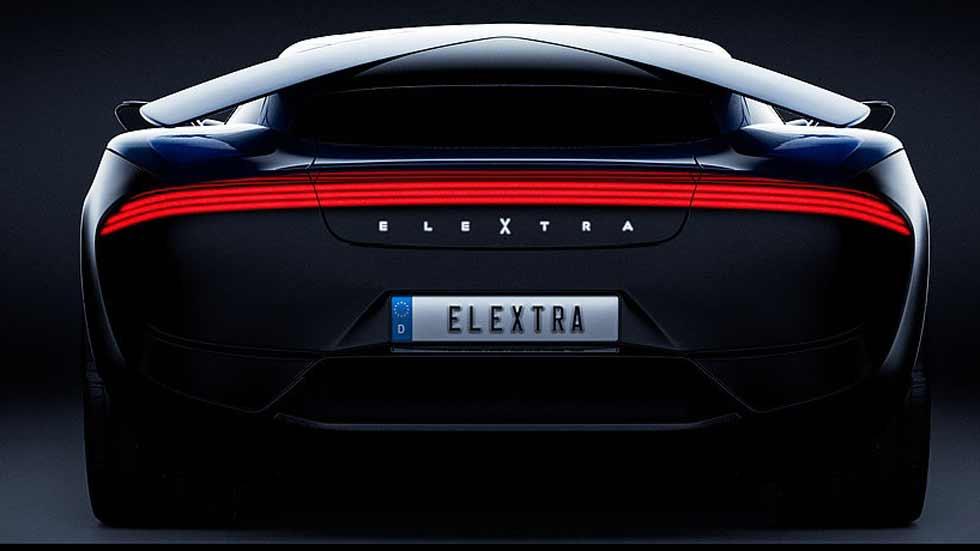 Elextra: un súper eléctrico que acelera de 0 a 100 km/h en ¡2,3 segundos!
