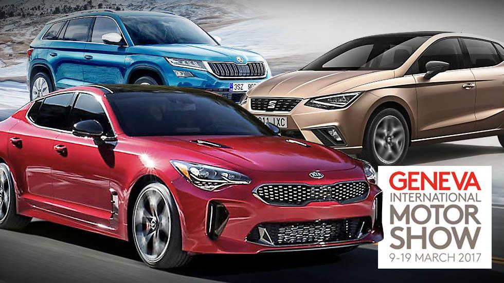 Sal n de ginebra 2017 todas las novedades de coches for Salon de la podologie 2017