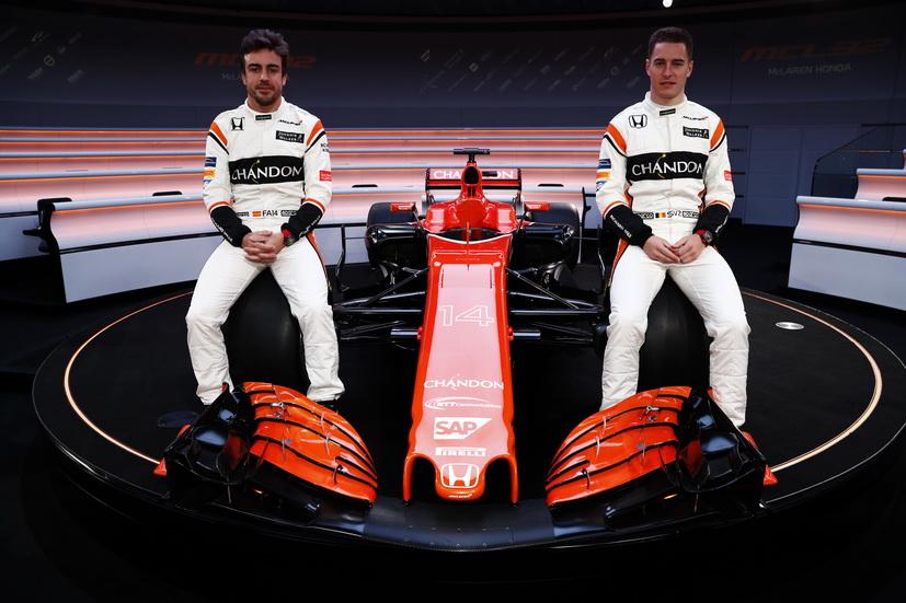 Stoffel Vandoorne, el compañero de Alonso esta temporada