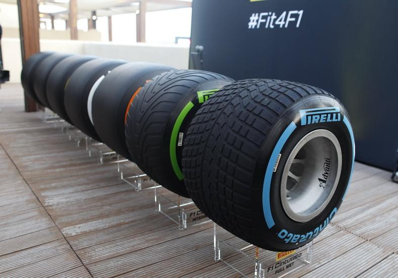 Pirelli ha traído hasta el Circuit más de 3.500 neumáticos