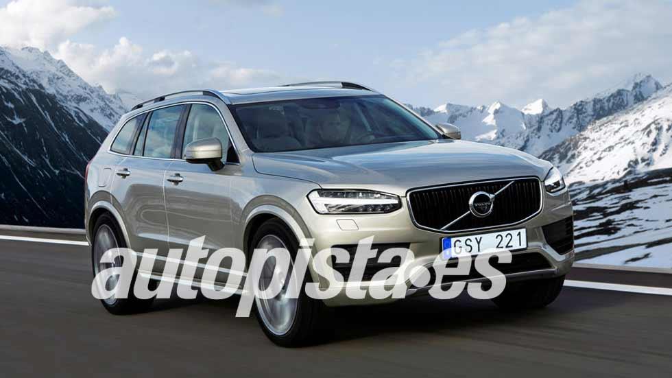Volvo XC60 2017: nueva generación SUV en el Salón de Ginebra