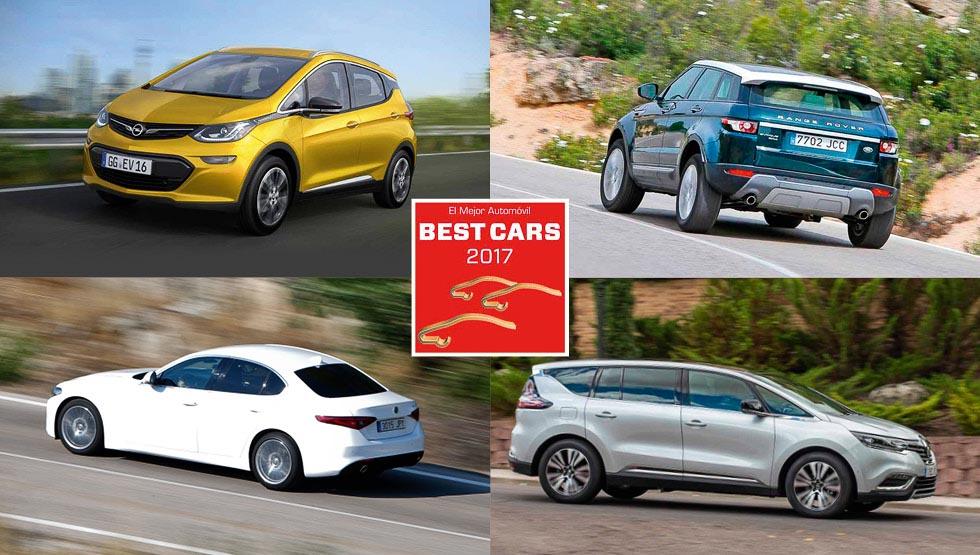 Premios Best Cars 2017: todos los coches ganadores en España