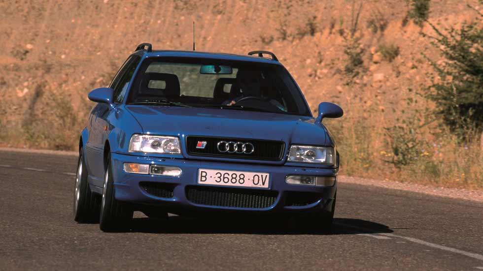 Coches para el recuerdo: Audi RS2 (prueba original íntegra)